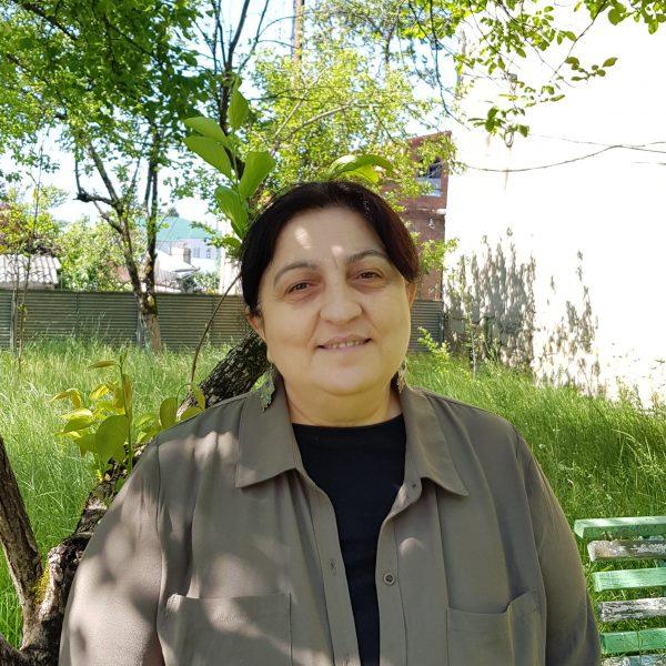 Ирине Цагуришвили